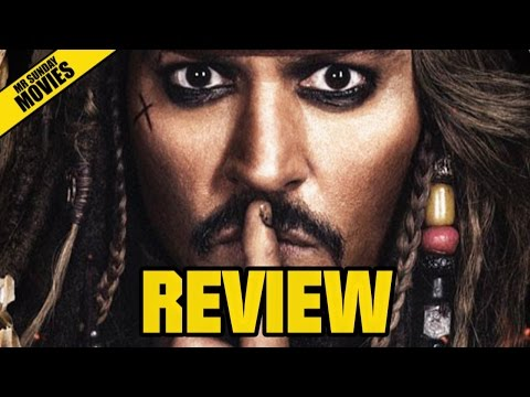Review - PIRATES OF THE CARIBBEAN: Dead Men Tell No Tales (It's the same, the same as the others)