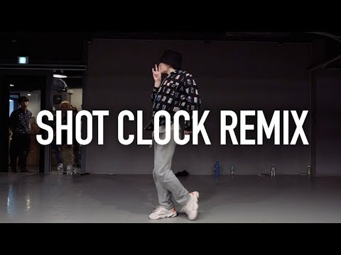 Shot Clock(Vedo Remix) - Ella Mai / Youngbeen Choreography