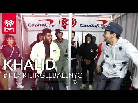 Khalid and Camila Cabello Tag Team Dance Battle in NYC Subways