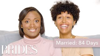 Couples Married for 0-65 Years Answer: What's the Worst Advice You've Received? | Brides