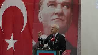 CHP LİDERİ KILIÇDAROĞLU'NDAN ''ATATÜRK'Ü ANLAMAK'' BAŞLIKLI KONUŞMA  08/11/2019