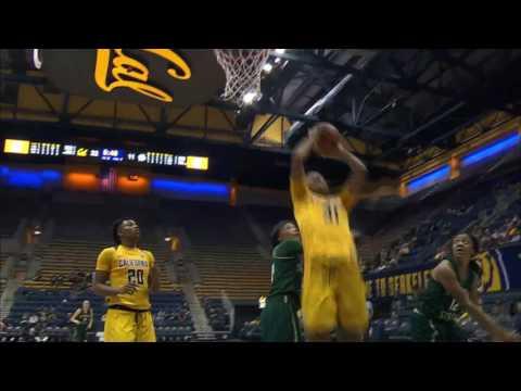Cal Women's Basketball: Kristine Anigwe Scores 50 Points vs Sacramento State