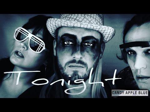 Candy Apple Blue - Tonight ft. Nick Bramlett (Matt Pop Mix) Official Music Lyric Video