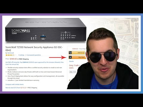 Scammers Don't Actually Want You To Buy A Firewall