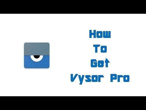 How to make Vysor Pro fully free | Update 2018😀 - PakVim