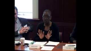 Panel 1: AIDS/HIV - Professor Michele Goodwin