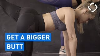How To Get a BETTER & BIGGER BUTT -- 6 Basic Principles