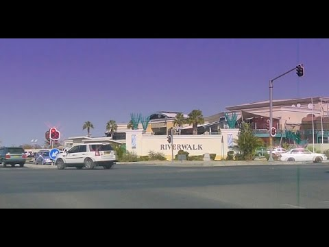 Driving in Gaborone  _1    (720p)rmk