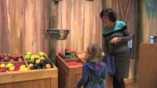 Patty Belmonte & Olympia Children's Hands On Museum