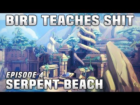 Bird Teaches Shit - Ep. 4: Serpent Beach initial fight & zoning