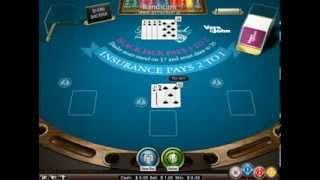 ブラックジャック実戦!カードの数を予想しながら、いちかばちかの賭けを楽しむ頭脳戦。カード数の合計が21を超えるか超えないかのぎりぎりの判断を迫られる!スプリット ...