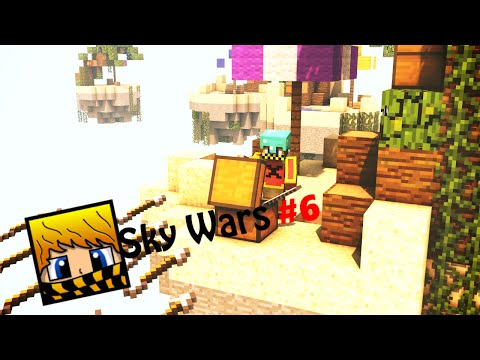 Skywars #6 - trop de wins /w luffyfou