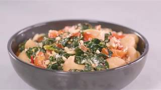 Kale, Tomato, and Pancetta Pasta | Cooking Light
