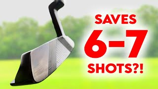 UNBELIEVABLE putter will save you 6-7 shots...IN ONE ROUND!?
