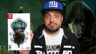 Call of Cthulhu Switch REVIEW - Should YOU Buy It?