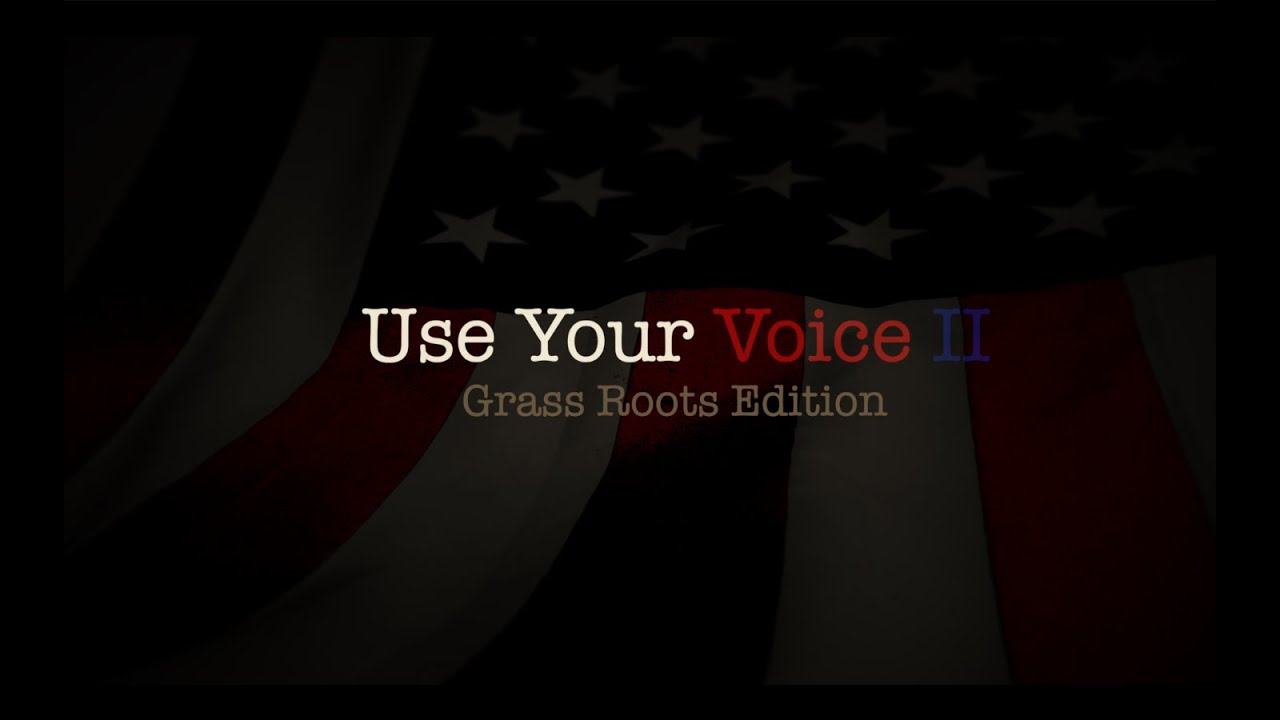 Use your Voice 2 Documentary