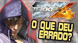 Tekken 4 é Tão RUIM Assim?