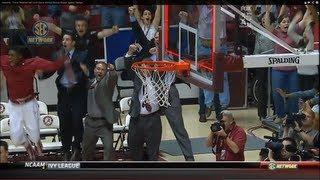 Alabama - Trevor Releford Half Court Game Winning Buzzer Beater against Georgia