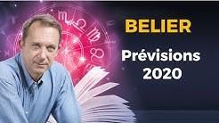 PRÉVISIONS 2020 - BELIER