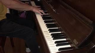 Swervin - A Boogie Wit da Hoodie (feat. 6ix9ine) piano cover