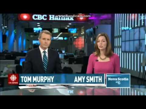 CBHT: CBC News Nova Scotia At 6pm Open--2015
