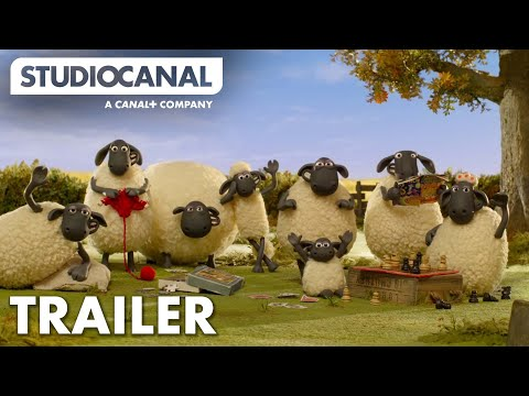 A SHAUN THE SHEEP MOVIE: FARMAGEDDON – Official Trailer – From Aardman Animations