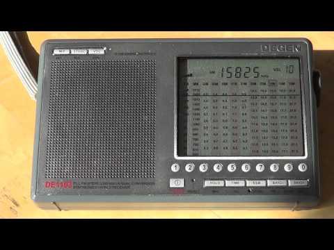 Revisiting the Degen DE 1103 Kaito KA1103 shortwave radio review 2015