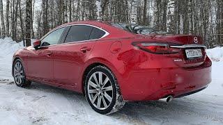 Взял Mazda 6 - во-первых красиво! Во-вторых по трассе летит