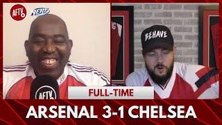 Arsenal 3-1 Chelsea | Laca, Xhaka, Saka - Put That In Your Christmas Cracker!!! (DT)