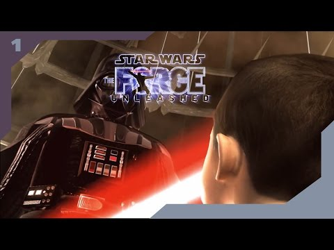 Yeah! Kidnapping! | Star Wars The Force Unleashed [1]
