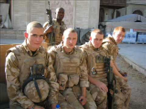 1st Battalion ROYAL GREEN JACKETS..now 2 RIFLES. OP TELIC 9 - YouTube