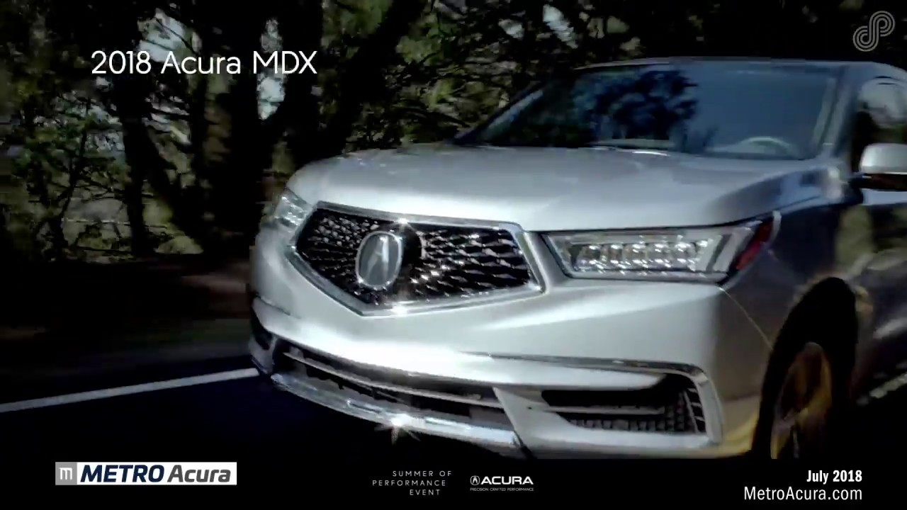 Acura MDX Lease Special July YouTube - Acura mdx for lease