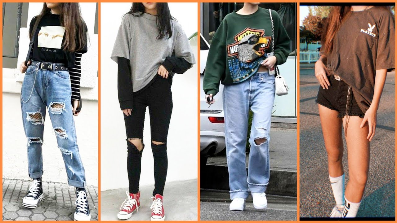 Skater Girl outfits ideas 6 / Casual outfits ideas / Skater Girl outfits  summer 6