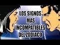 Signos Incompatibles que se atraen - atracción
