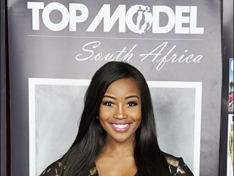 Top Billing attends the Top Model South Africa 2017 grand finale