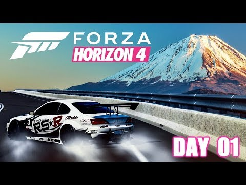 forza horizon 4 ultimate edition day 1 youtube. Black Bedroom Furniture Sets. Home Design Ideas