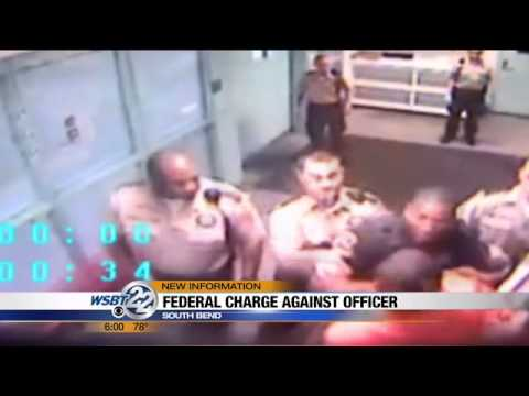 South Bend officer facing federal civil rights violation