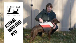 Best Dog Lifejacket: Review Astral Bird Dog Vest