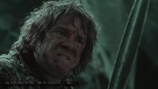 """The Hobbit: The Desolation of Smaug Extended Edition - """"Flies and Spiders: Mirkwood Forest"""""""