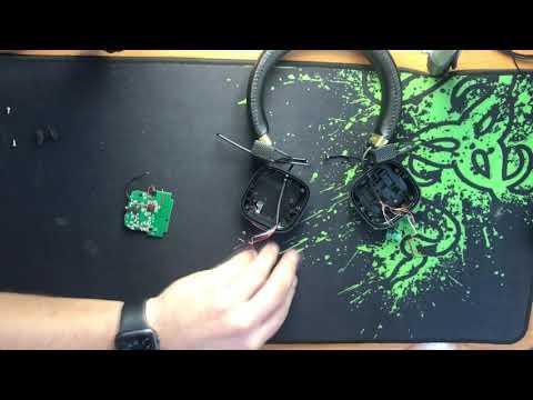 Ремонт наушников Marshall Major 2 Bluetooth
