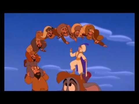 Aladdin german Songs Prinz Ali Prince Ali