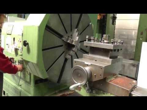 Б/у токарный станок LEOPOLDO PONTIGGIA  SFE 700