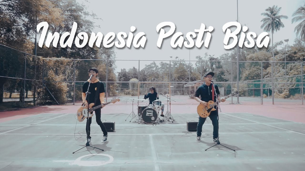 Ari Lasso - Indonesia Pasti Bisa Ft. Andra Ramadhan (Cover by Missing Madeline) #IndonesiaPastiBisa