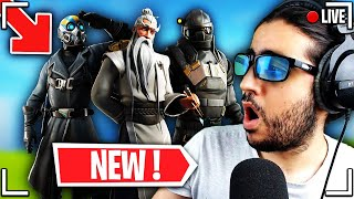 🔴VOICI THE NEW SKIN RARE OF SAISON DEFIES 10 ON FORTNITE!!
