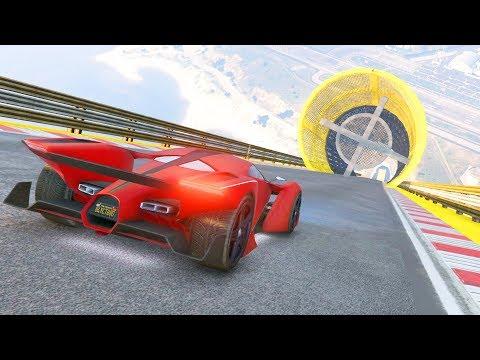 EL YING Y EL YANG - Carreras Acrobaticas - GTA V ONLINE