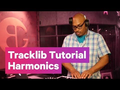 Tracklib Sampling Tutorial #2: Harmonics - YouTube