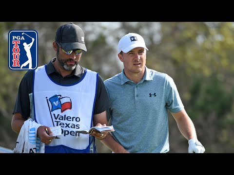 Best Jordan Spieth and caddie conversations from the 2020-21 season