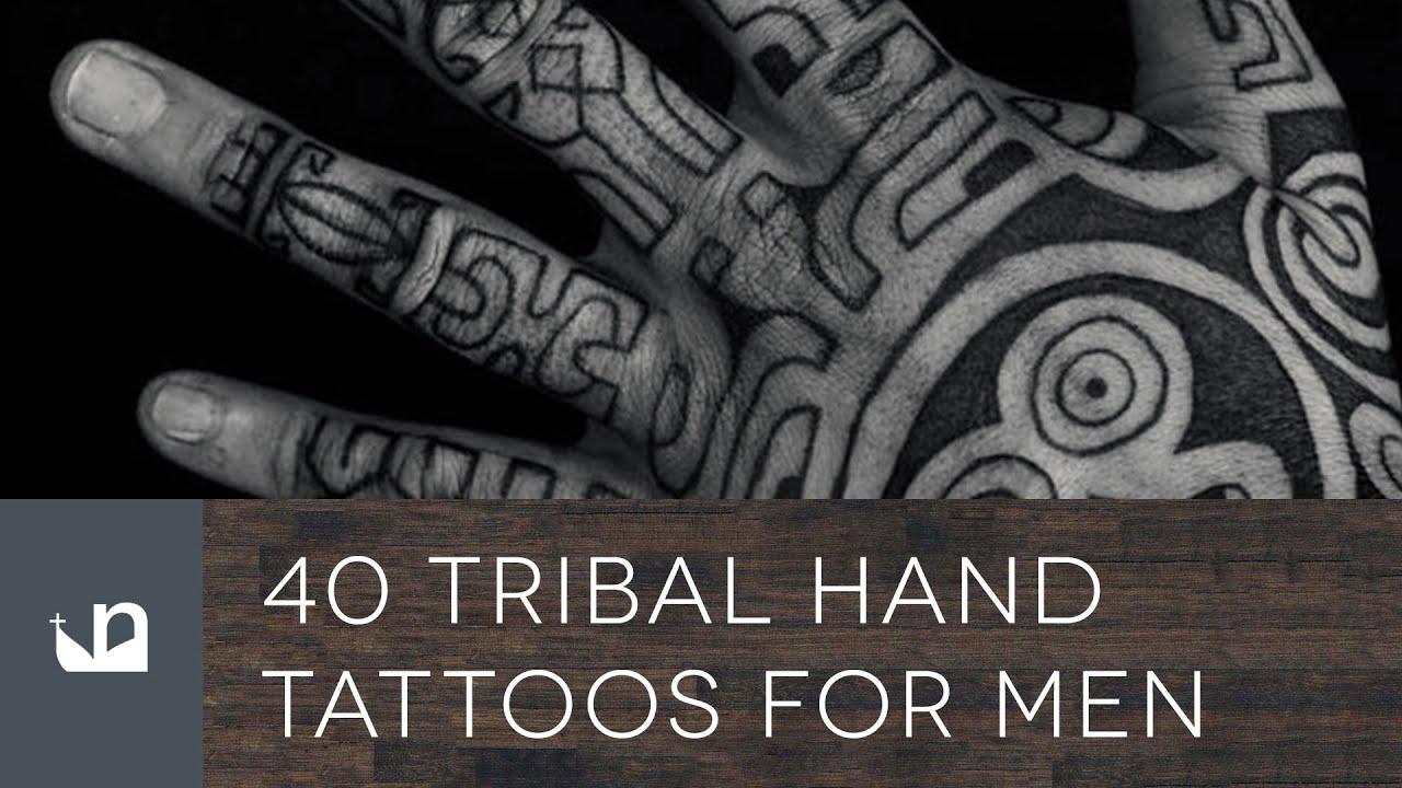 40 Unique Hand Tattoos For Men – Manly Ink Design Ideas pics