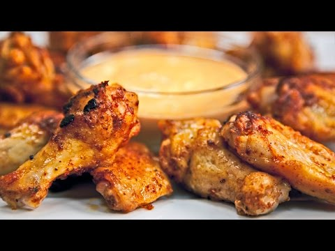 Grilled Brown Sugar Chicken Wings Recipe | Camp Chef