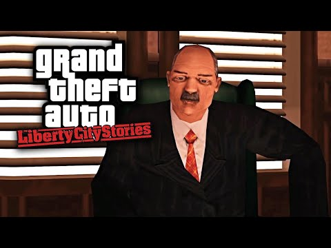 GTA Re: Liberty City Stories (PC Mod) - Salvatore's Missions [Portland Island]
